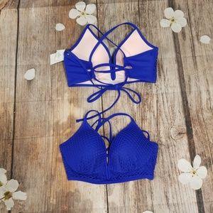 🥰 4 for $20 Shade  & Shore bikini tops